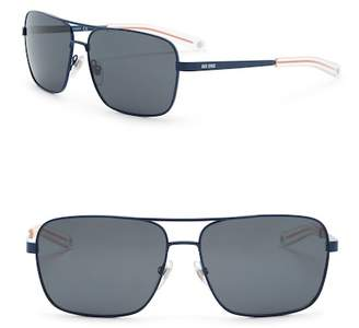 Jack Spade Wright 59mm Sunglases