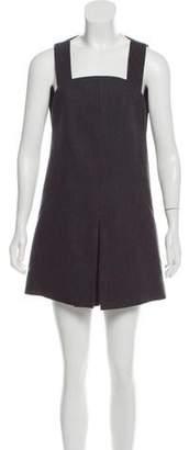 Givenchy Wool Mini Romper