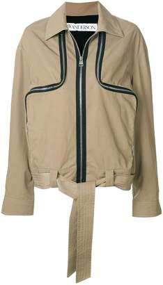 J.W.Anderson Cumin Two-way Zipper Utility Jacket