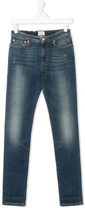 Bellerose Kids Teen faded jeans