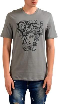 Versace Men's Graphic Print T-Shirt
