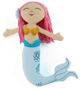 Elly Lu Organics Ella Mermaid Stuffed Doll