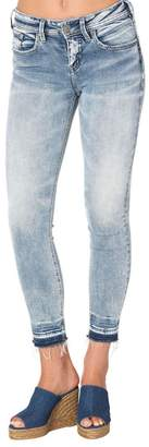 Silver Jeans Co. Avery Ankle Skinny
