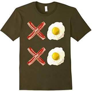 XOXO Bacon and Eggs Bacon Lovers Shirt