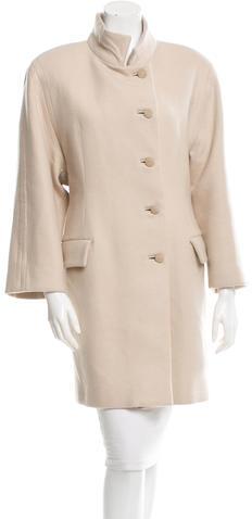 Balenciaga Balenciaga Cashmere Cocoon Coat w/ Tags