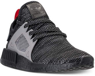 adidas Men's NMD Runner XR1 Casual Sneakers from Finish Line $150 thestylecure.com