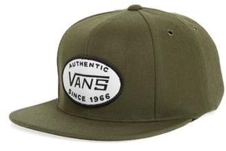 Vans Adland Baseball Cap