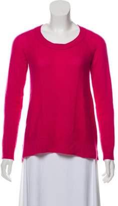 Diane von Furstenberg New Ivory Cashmere Sweater