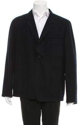 Margaret Howell Wool Pinstripe Sport Coat