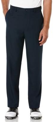 Hogan Ben Big Men's Golf Performance Flat Front Expandable Waistband Pant