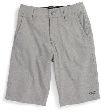 Boy's O'Neill 'Loaded' Hybrid Board Shorts $36 thestylecure.com
