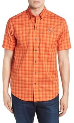 Cutter & Buck Chicago Bears - Fremont Regular Fit Check Sport Shirt