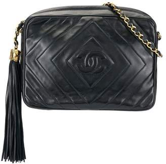 1ccf8a3e729c Chanel Pre-Owned CC diamond quilted chain shoulder bag