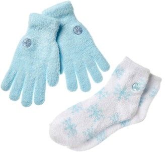 Earth Therapeutics 2-pk. Aloe Moisture Gloves & Socks Set