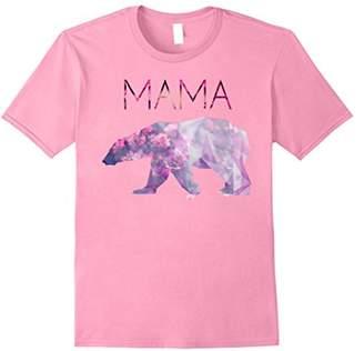 Cute Mama Bear Floral Shirt