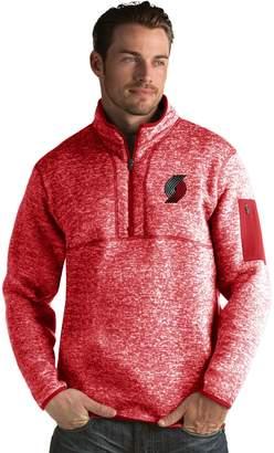 Antigua Men's Portland Trail Blazers Fortune Pullover