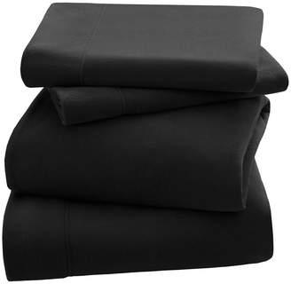 Peak Performance Jla Home 3M Scotchgard Micro Fleece 3-pc Twin Sheet Set Bedding