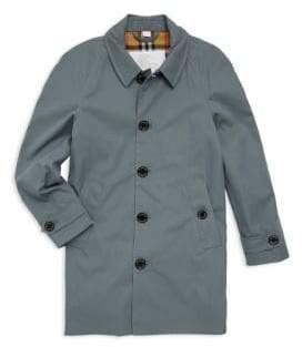 Burberry Little Girl's & Girl's Bradley Cotton Coat