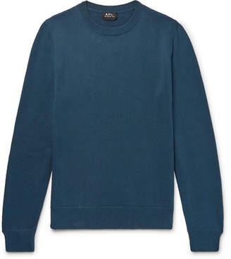 A.P.C. Cotton Sweater