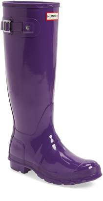 Hunter High Gloss Boot