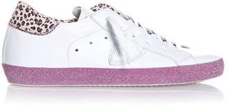 Philippe Model Glitter Sneakers
