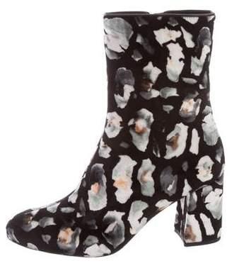 Eugenia Kim Fran Velvet Boots w/ Tags