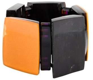 Marni Resin Stretch Bracelet