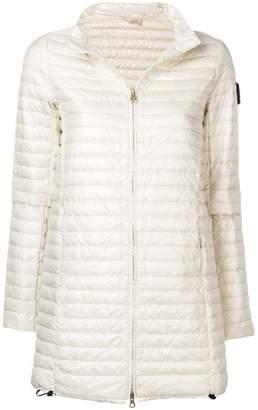 Duvetica padded mid-length coat