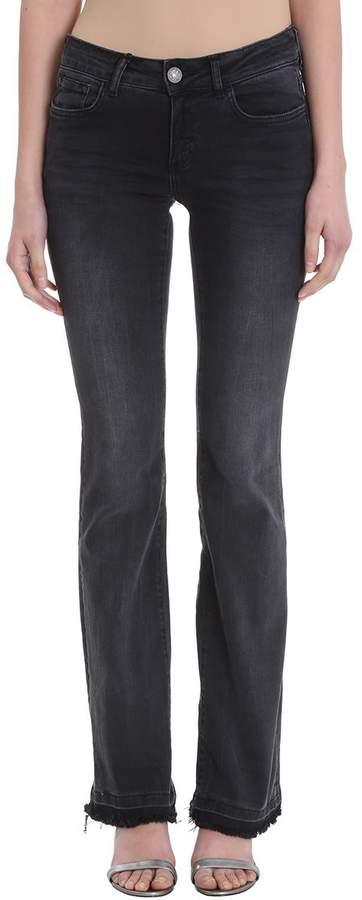 Nicolas Besson Flore Black Denim Jeans