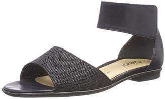 10050912e235 ... Gabor Women s Fashion Ankle Strap Sandals, Blue Nightblue Ocean 66
