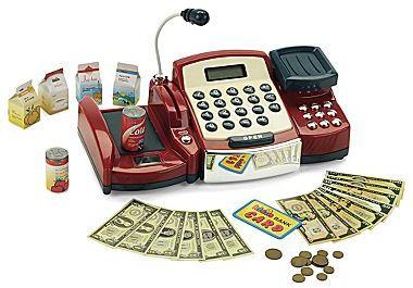 Theo Klein Toy Cash Register