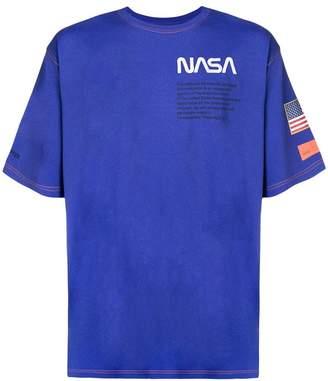 Heron Preston x NASA printed T-shirt