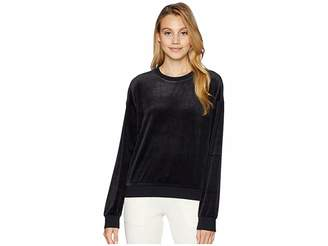 Juicy Couture Lightweight Velour Pullover Women's Clothing