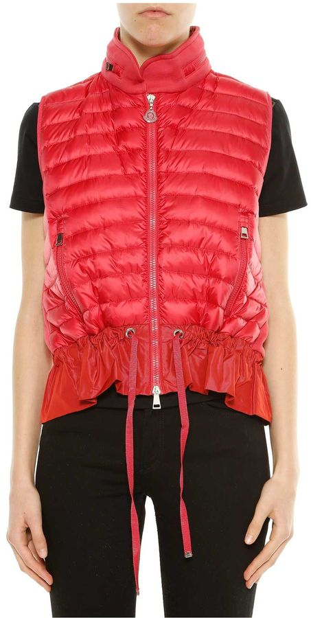 MonclerMoncler Waistcoat