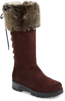 Bos. & Co. Graham Waterproof Winter Boot with Faux Fur Cuff