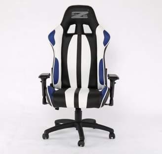 Brazen Sultan Elite Pc Gaming Chair - Black/blue/white
