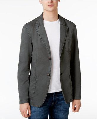 Weatherproof Vintage Men's Twill Cotton Blazer $175 thestylecure.com