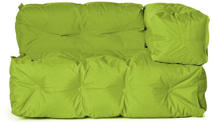 Sitting Bull - Couch II rechts, Grün