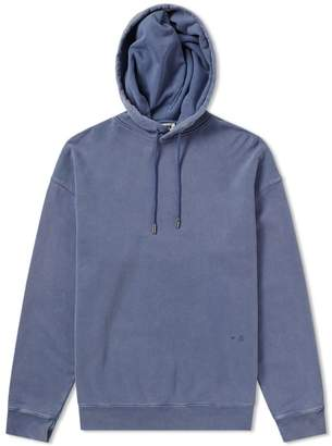 Acne Studios Fala Washed Popover Hoody