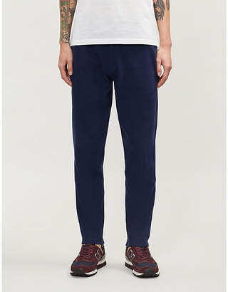 Canali Relaxed-fit jersey jogging bottoms