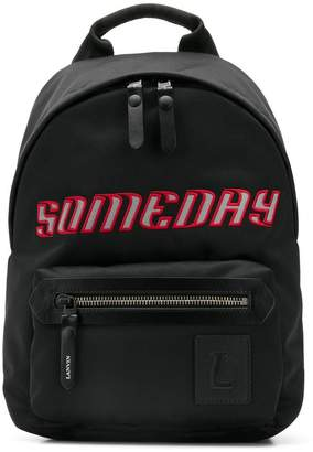 Lanvin Someday backpack