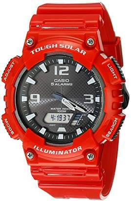 Casio Men's AQ-S810WC-4AVCF Analog-Digital Display Quartz Watch