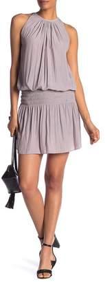 Ramy Brook Paris Sleeveless Drop Waist Dress