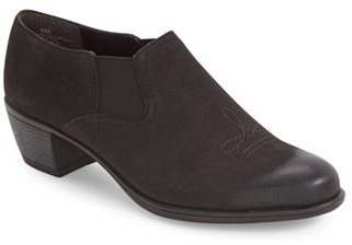 Women's Munro Silverton Water Resistant Ankle Bootie $209.95 thestylecure.com