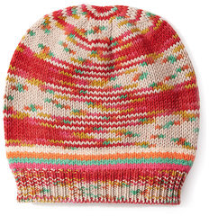 MissoniMissoni Cashmere Variegated Knit Beanie