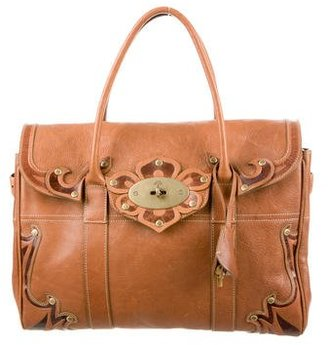 Mulberry Embellished Bayswater Bag $480 thestylecure.com