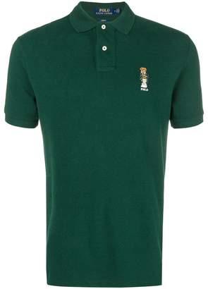 Polo Ralph Lauren crest polo shirt