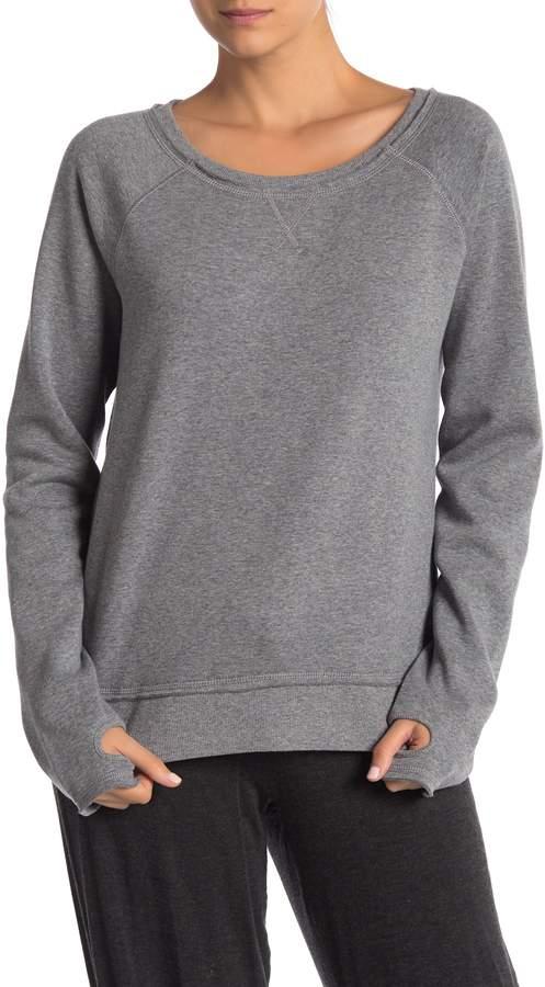 PJ SALVAGE Lobe Revolution Long Sleeve Sweatshirt