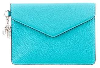 Christian Dior Leather Envelope Pouch