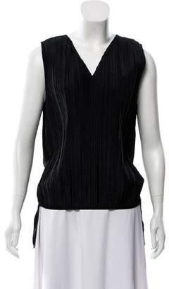 Maiyet Sleeveless Silk Top